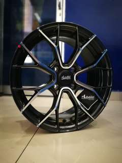 15inch Advanti wheel