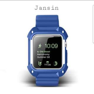 Instock Apple Iwatch Case Strap by JANSIN