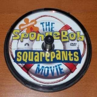The SpongeBob Squarepants Movie (ORIGINAL) DVD
