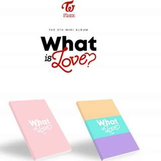 [PH GO] Twice What Is Love