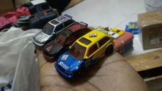 Hotwheels custom tomica matchbox