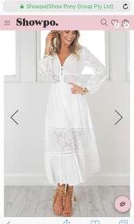 Showpo brand new dress