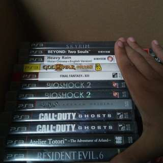 Ps3 Games original