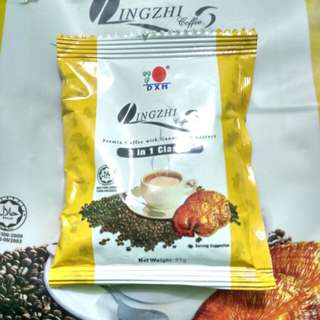 DXN LINGZHI COFFEE 3 IN 1 CLASSIC