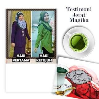 Jerat Majika Green Coffee