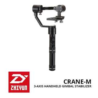ZhiYun Crane M Stabilizer
