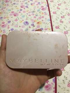 Maybeline compact