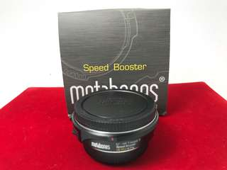 Metabones Canon EF To M4/3 Speed Booster Ultra 0.71x