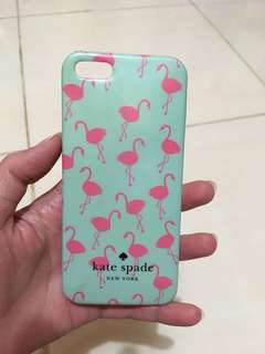 Swan Kate Spade Turquoise Casing Iphone 5/5s