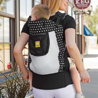 Lillebaby Baby Carrier     Carry On Toddler Airflow Spot on