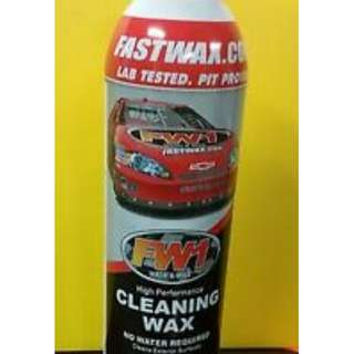 fastwax spray