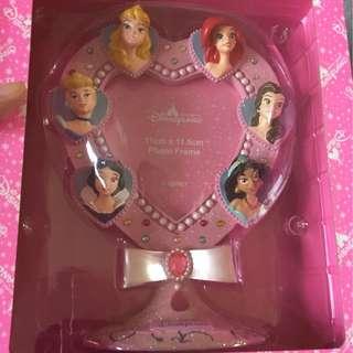絕版公主相架 美人魚 ariel 灰姑娘 美女與野獸 睡公主