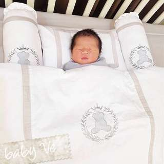 Teddy Sleep Bedding Set (Japan Cotton)