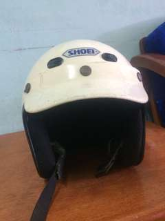 Helmet shoei rj-01