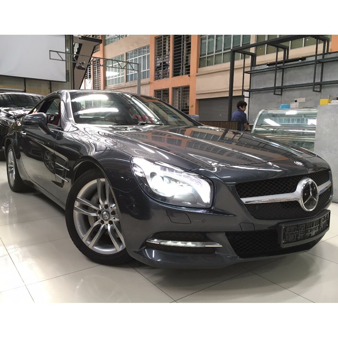 2013 mercedes benz sl350 amg cars cars for sale on carousell rh my carousell com