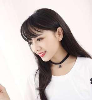 Bang Cute Small Hair