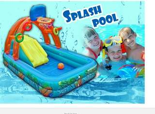 Splash swimming pool big #furniture50