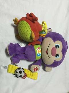 Pre-loved baby toys