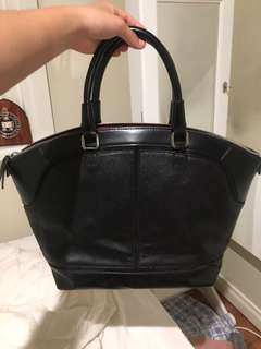 Nine West black bag corporate work