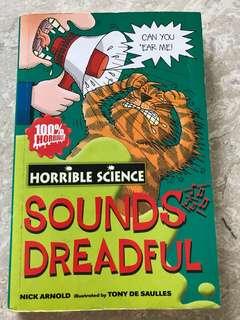 Horrible Science - Sounds Dreadful