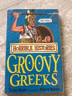Horrible Histories - Groovy Greeks