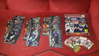 Authentic NFL Fathead Premium Stickers