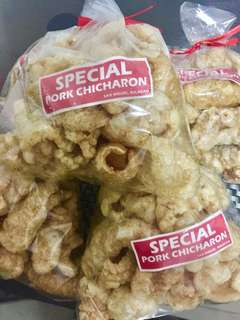 Special Pork Chicharon