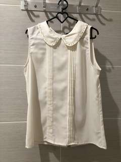 Preloved White Top
