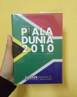 Books| Cerita Piala Dunia 2010
