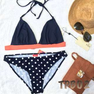 Mix and Match Two Piece Swimsuit TPB02