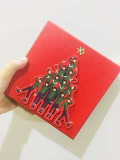 Exo - Miracles In December Album