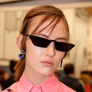 Ultravox Cat Eye Sunglasses