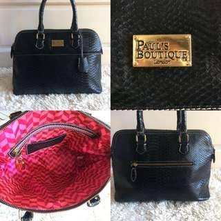 Authentic Paul's boutique hand bag