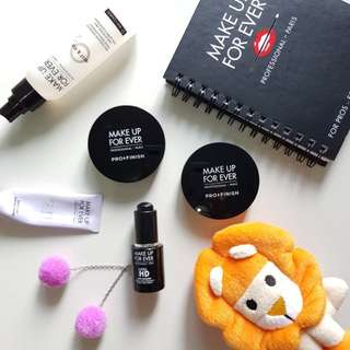 Makeup forever MUFE take all