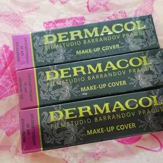 Original Dermacol, make up cover
