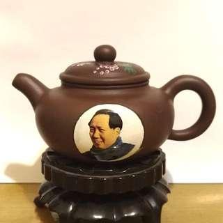 毛主席茶壺