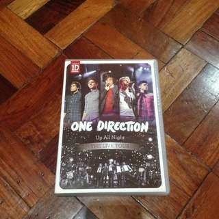 [One Direction] Up All Night: The Live Tour DVD