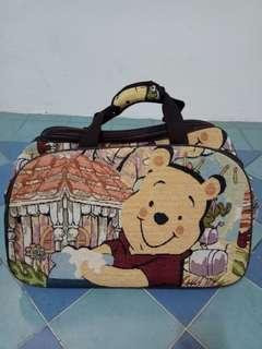 Winnie The Pooh's Luggage Bag 4 Sale.