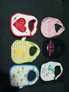 Baby bibs take all