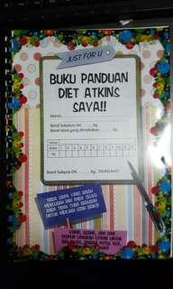 Buku Panduan Diet ATKINS