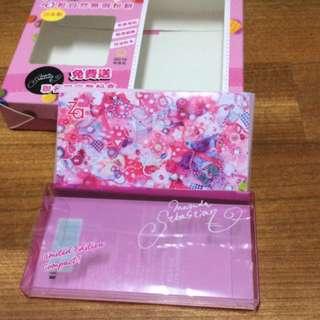 🚚 ZA粧自然無瑕粉餅 附粉盒SPF20.PA++ 0C10明亮色(只用過一次)