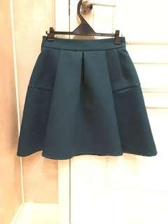 🚚 日貨時尚剪接裙
