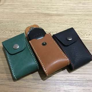 Honda Vezel Car Key Leather Pouch