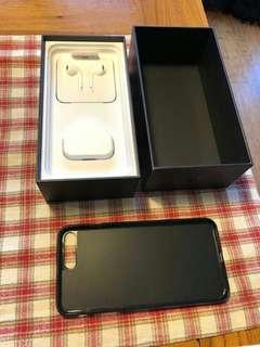 Apple Iphone 7 Plus 128Gb  Black MY Set