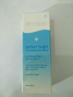 Perfect bright Lightening Moisturizer