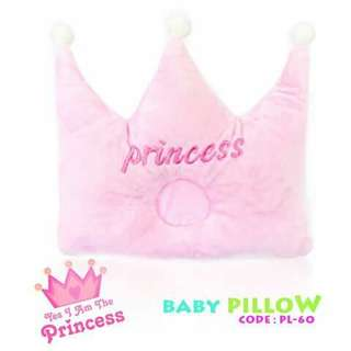 Baby Pillow - PL60 PINK