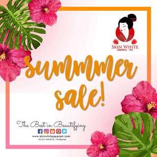 ☀️ Summer Sale! ☀️