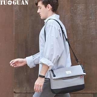Unisex Leisure Stylish Large Volume Shoulder Bag