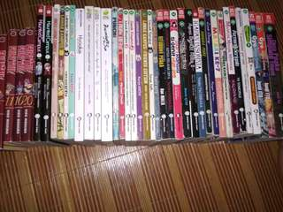 Preloved Manga