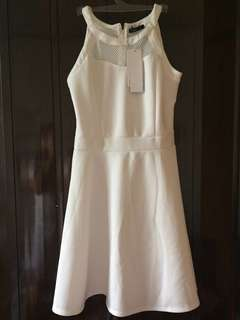 Preloved White Dress